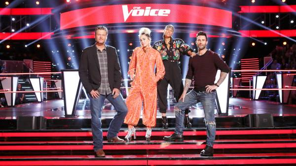 The Voice Recap 10/18