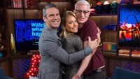 Kelly Ripa Calls Anderson Cooper the 'Live' Host 'That Got Away'