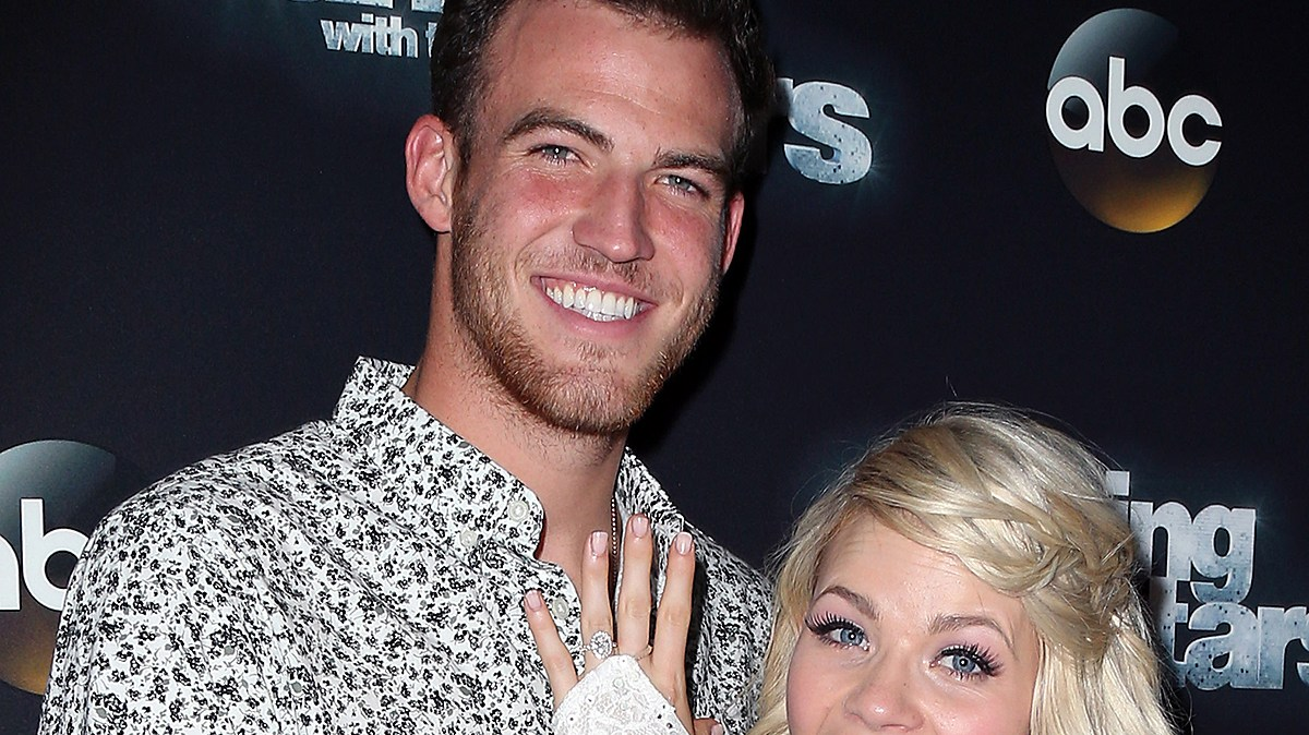 Witney Carson Marries Carson McAllister