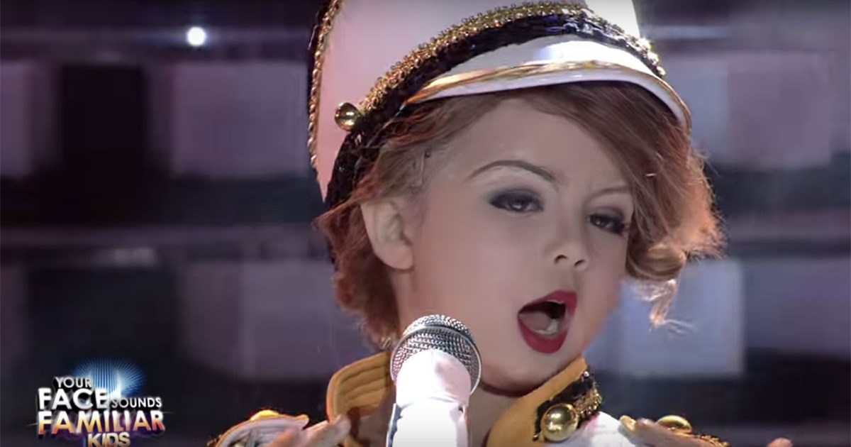 Watch the 7-Year-Old Girl Whose Taylor Swift Impression Blew Talent Show Judges Away