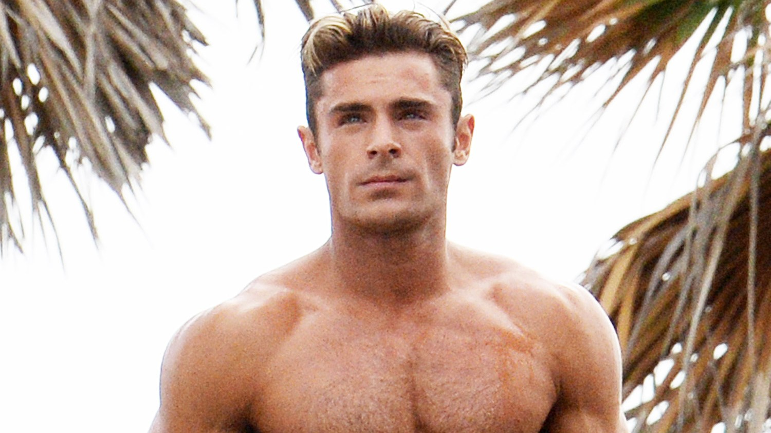 Zac Efron Got Ripped For Baywatch To Not Look Tiny Next To The Rock
