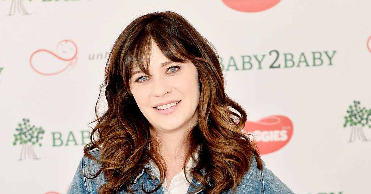Zooey Deschanel Ive Changed Completely Since Becoming A Mom