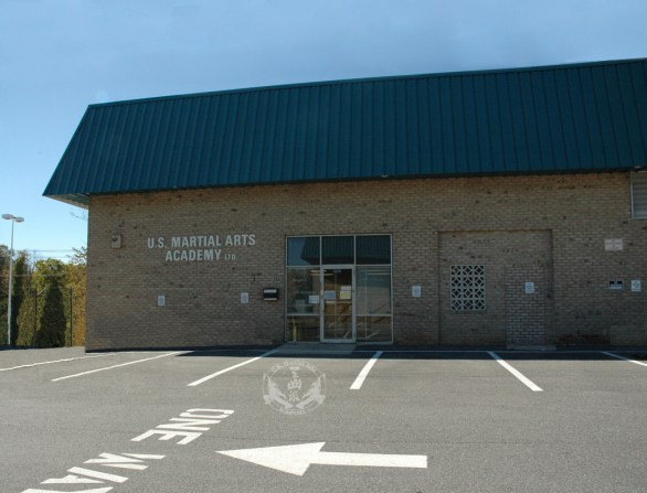 US Martial Arts Academy Ltd building -- outside view -- Timonium, Maryland 21093