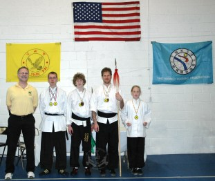 medal winners ata the 2011 Tien Shan Pai Legacy Tournament ©2011 Maricar Jakubowski No usage in any form without the written consent of the copyright holder. www.usmaltd.com