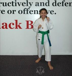 U.S. Martial Arts Academy, Ltd. medal winner at 2012Grandmaster Huang's Tien Shan Pai Legacy Tournament at U.S. Martial Arts Academy, Ltd. in Timonium, Maryland