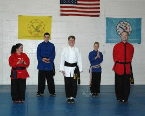 Black Sash test at U.S. Martial Arts Academy, Ltd., Timonium, Maryland 21093