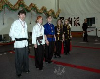 Tournament at U.S. Martial Arts Academy, Timonium, Maryland
