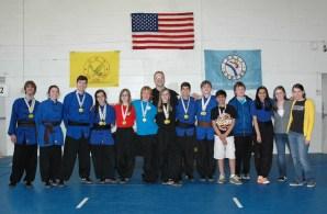 April 2013 Grandmaster Huang's Tien Shan Pai Legacy Tournament - USMALtd volunteers, competitors, and staff