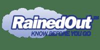 RainedOut.com logo