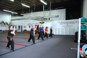Adult Kung Fu Class at US Martial Arts Academy, Ltd in Timonium, Maryland, www.usmaltd.com, 410-561-9882. ©2015 Maricar Jakubowski All rights reserved. No usage allowed in any form without the written consent of the photographer.