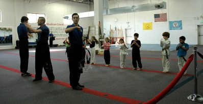 Kung Fu Kids Class at US Martial Arts Academy, Ltd in Timonium, Maryland 21093