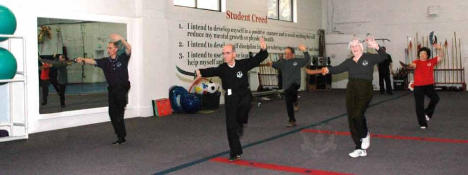 Our Adult Tai Chi program offers low impact martial arts training in the Yang style of Tai Chi for both beginners and advanced students at US Martial Arts Academy, Ltd in Timonium, Maryland, www.usmaltd.com, 410-561-9882. ©2015 Maricar Jakubowski All rights reserved. No usage allowed in any form without the written consent of the photographer.