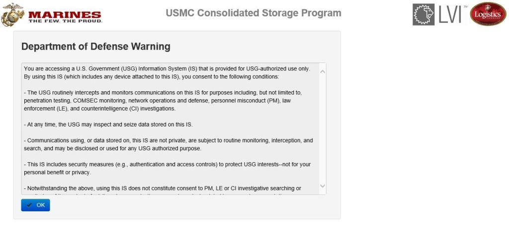 Usmc Iif Gear Issue