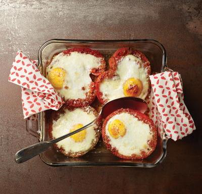 Sweet-and-Smoky-Baked-Eggs