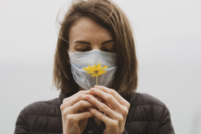 How Anosmia Could Affect Doctors' Coronavirus Screenings - by Nova