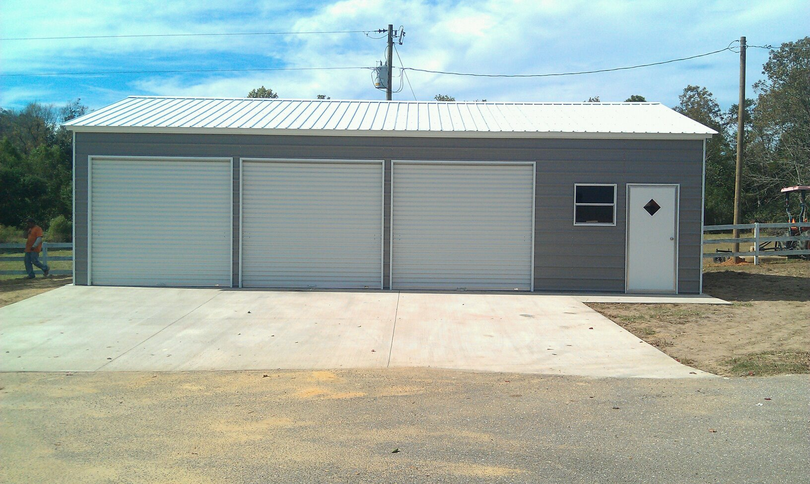 Tennessee TN Metal Garages Barns Sheds And Buildings
