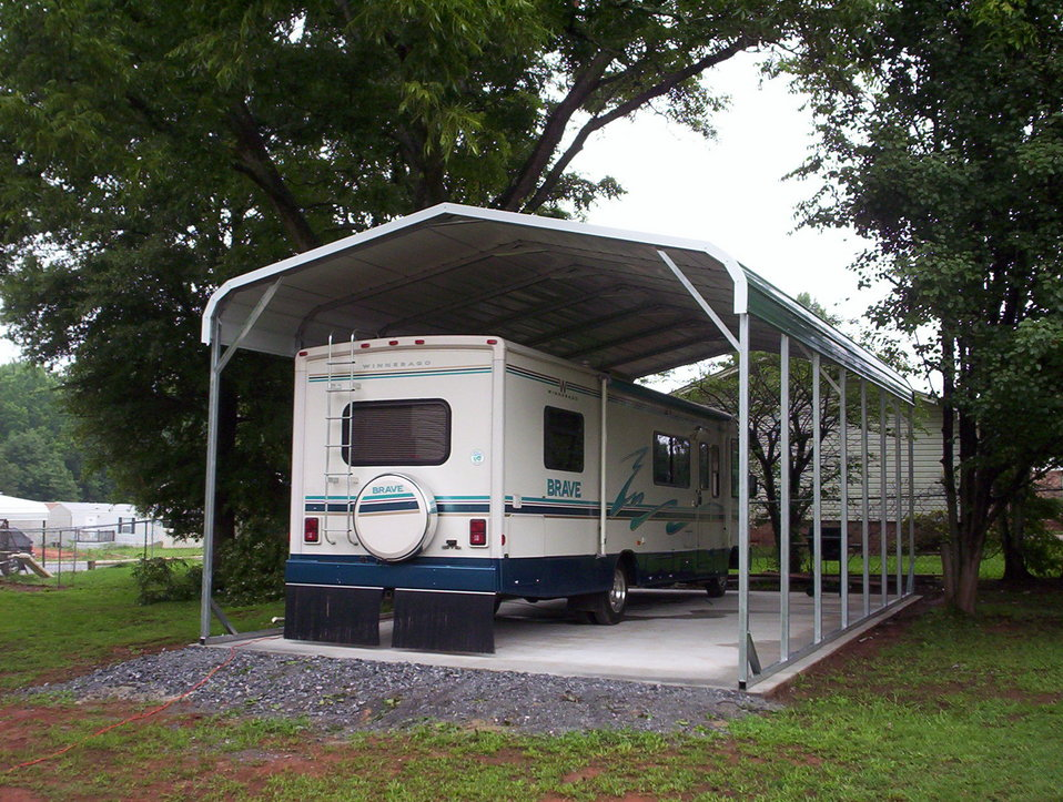 RV Carports RV Covers