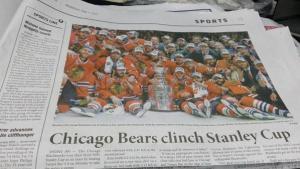 Bears Win A Championship