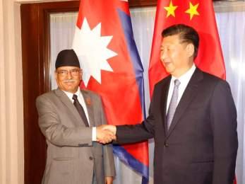 चिनियाँ राष्ट्रपति सीले यही वर्ष नेपाल भ्रमण गर्ने