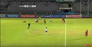 एएफसी सोलिडारिटी कप फुटबल:अन्तिम समयमा लाओसको दोस्रो गोल