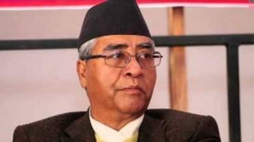 """""""नेपालीलाई कसैले राष्ट्रवाद पढाइरहनुपर्ने जरुरी छैन"""" :सभापति देउवा"""