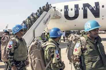 लिबियामा पहिलो शान्ति सैनिकका रुपमा नेपाली सेना तैनाथ हुने