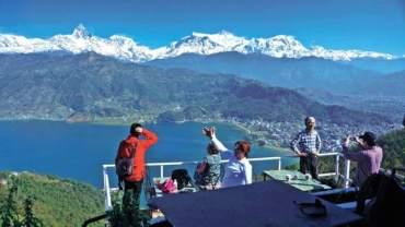 नेपालमा सात लाख २९ हजार पर्यटक !