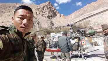 भारतिय सेनाका एक नेपालीले काश्मिरमा ज्यान गुमाए