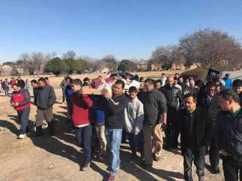 टेक्सास वासिले दिए चौधरीलाई भावपुर्ण बिदाई