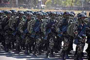 निर्वाचनमा नेपाली सेना परिचालन