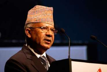 अबको निर्वाचनमा बामपन्थि एकता आवश्यक छ :-एमाले नेता माधवकुमार नेपाल