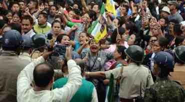 गृहमन्त्री राजनाथ सिंहको आग्रहमा दार्जिलिङ्ग बन्दको कार्यक्रम फिर्ता
