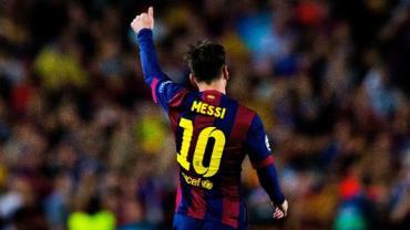 मेस्सी बार्सिलोनाको नयाँ कप्तान