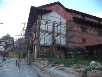 पशुपतिस्थित महास्नान घरको पुनःनिर्माण शुरु