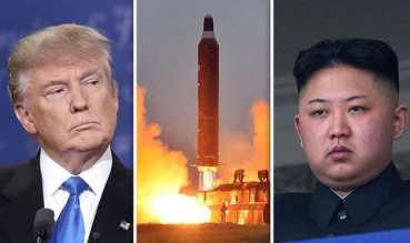 """ट्रम्पको आक्रोशः """"उत्तर कोरियामाथि अब एउटै चिजले काम गर्न सक्छ"""""""