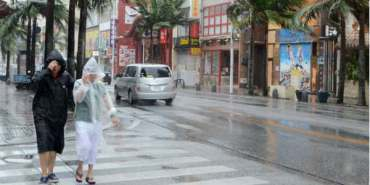 जापानमा आँधीबाट पाँच जनाको मृत्यु, जनजीवन अस्तव्यस्त