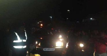 पोखरामा कहालीलाग्दो दुर्घटना:बसको ठक्करबाट भण्डारीको  टाउको क्षतविक्षत