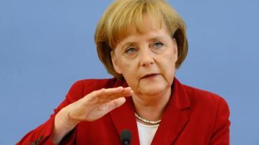 चौँथो कार्यकालका लागि एन्जेला मर्केल जर्मन चान्सलरमा निर्वाचित