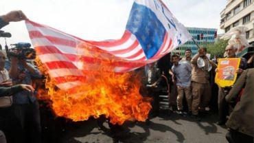 इरानद्धारा अमेरिकी विदेशमन्त्रीको कडा आलोचना