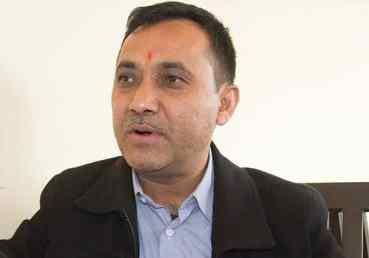 कांग्रेस प्रवक्ता शर्मा भन्छन् :'कम्युनिष्टहरु चाँडै पतन हुन्छन्'