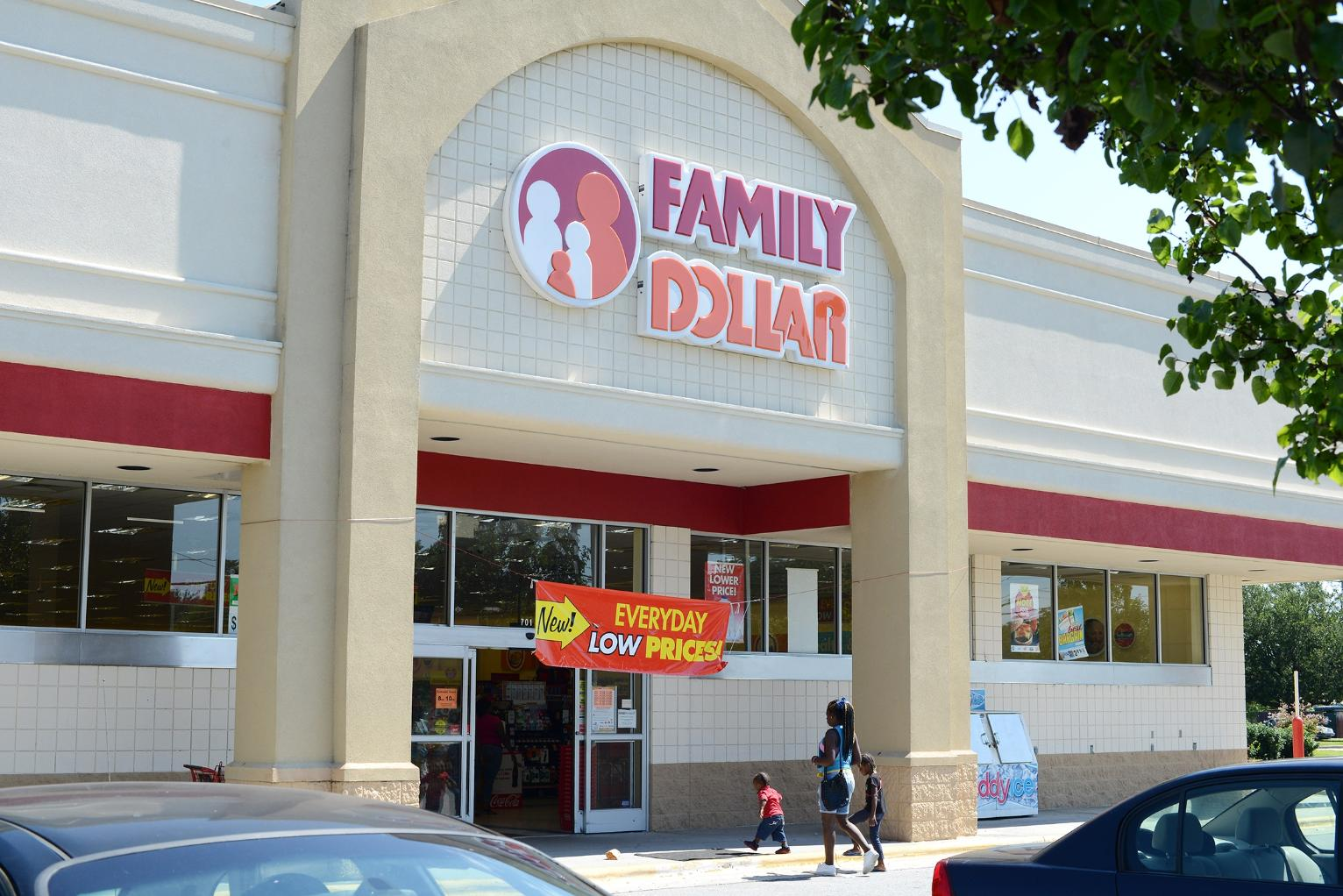 Family Dollar Website