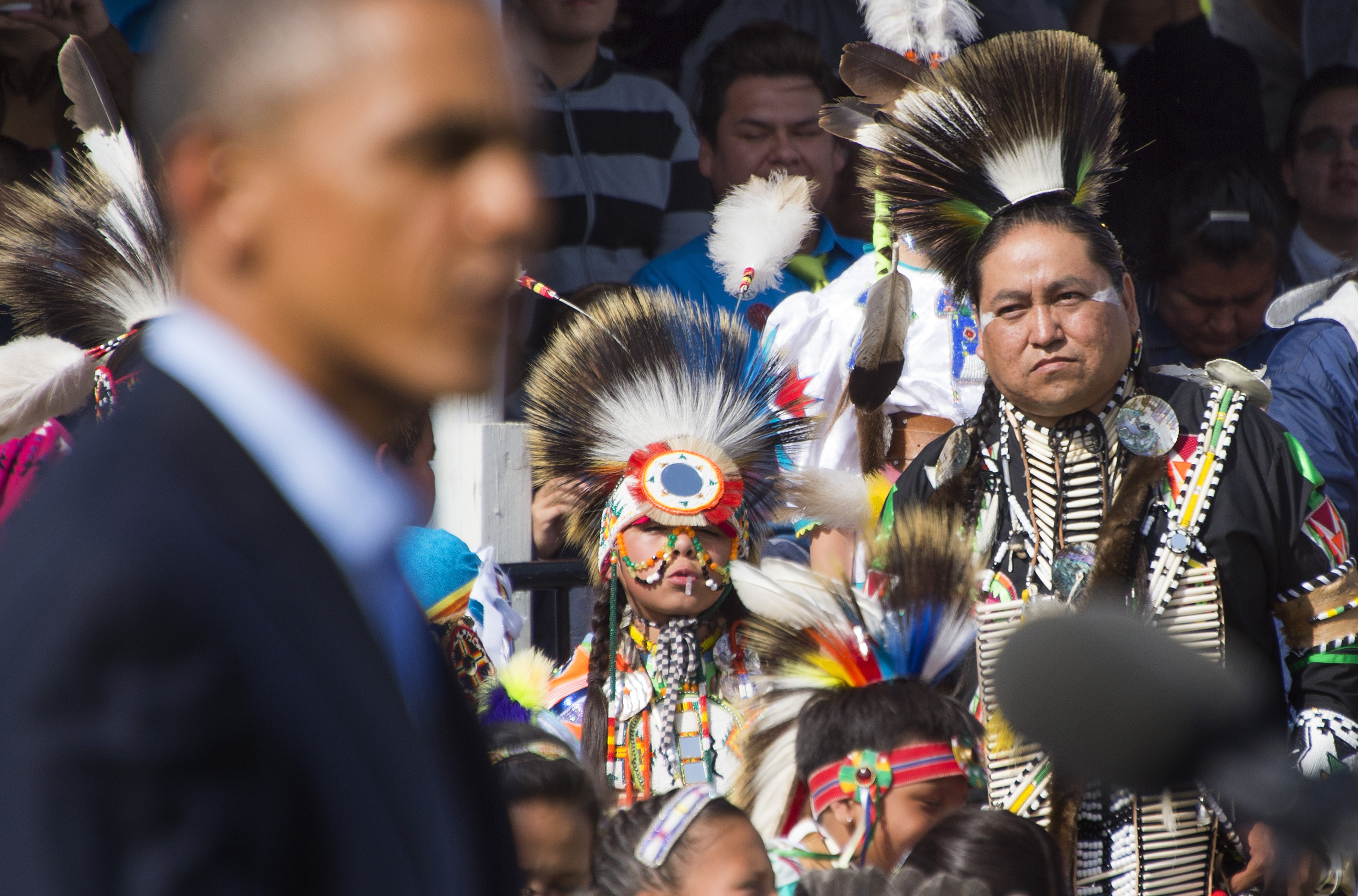 Native Americans Left Behind In The Economic Recovery