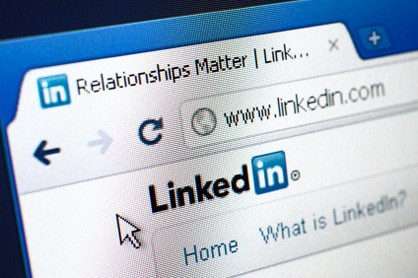 Do you keep your LinkedIn page fully updated? It may make you an easier target for debt collectors.