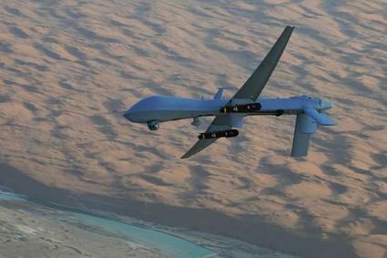 Armed Predator drone