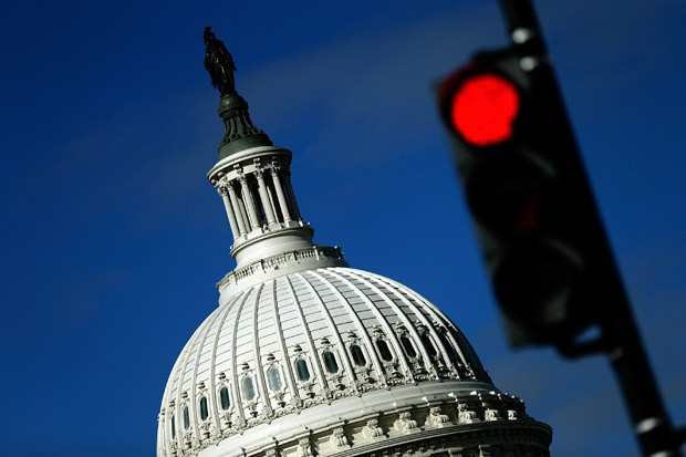 "Members of Congress will not be ""arrested"" Friday by truck drivers converging on Washington, D.C."