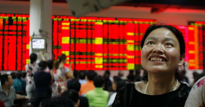 China markets: Chinese investors expect turnaround in stocks 1