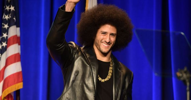Colin Kaepernick featured in Nike 'Just Do It' campaign  1