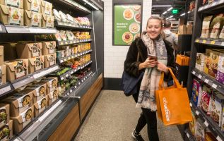 20% of adults will order groceries with an app by 2019, forecast says 3