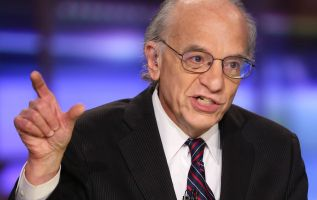 Jeremy Siegel urges caution, says challenges will keep stock prices flat 3