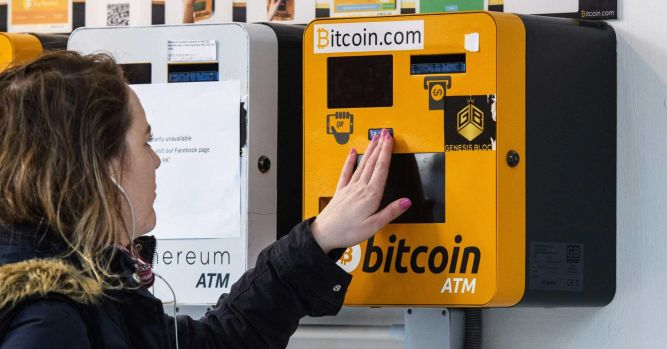Bitcoin is shockingly stable during the market sell-off this week 8